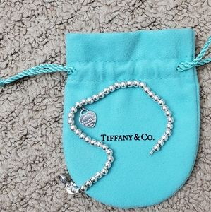 Authentic Tiffany & Co. Beaded Bracelet